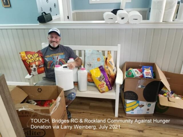 July 2021-TOUCH_Bridges RC_Rockland Community Against Hunger